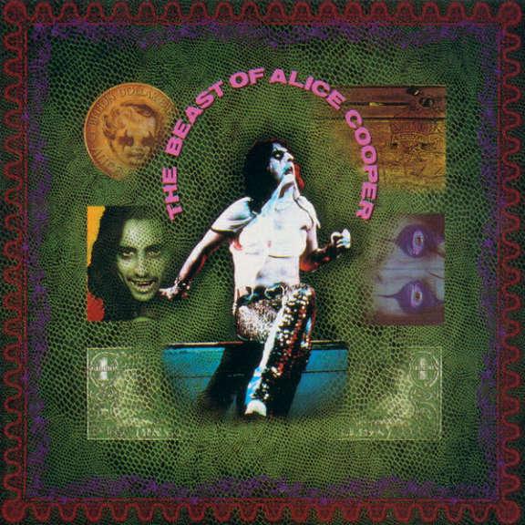 Alice Cooper The Beast Of Alice Cooper Oheistarvikkeet 0