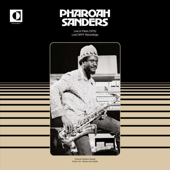 Pharoah Sanders Live in Paris 1975 LP 2020