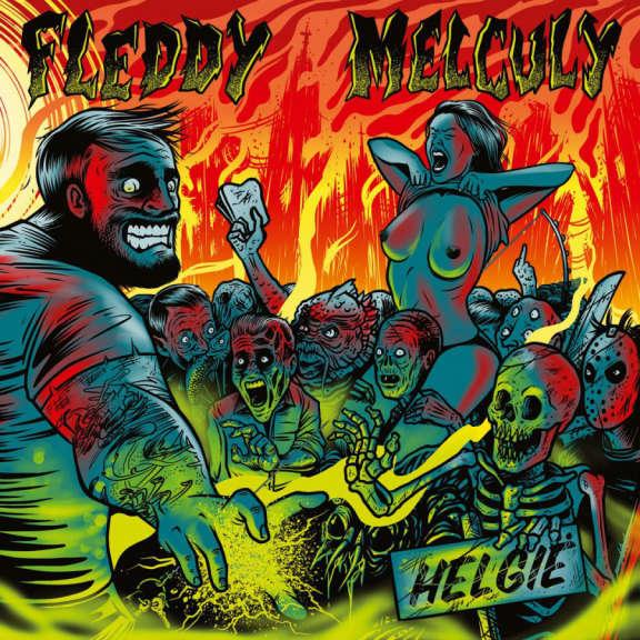 Fleddy Melculy Helgie LP 2020