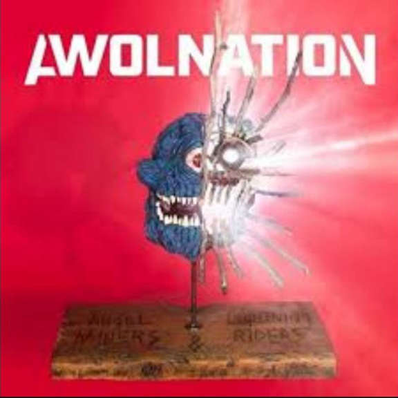 AWOL Nation Angel Miners & The Lightning Riders LP 2020