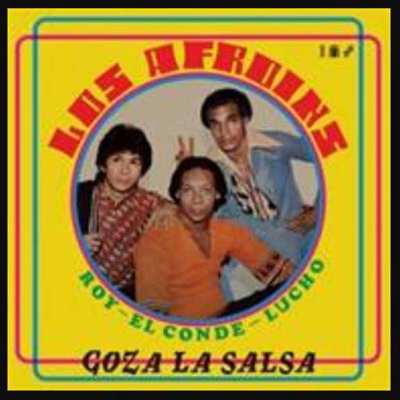 Los Afroins Goza La Salsa LP 2020
