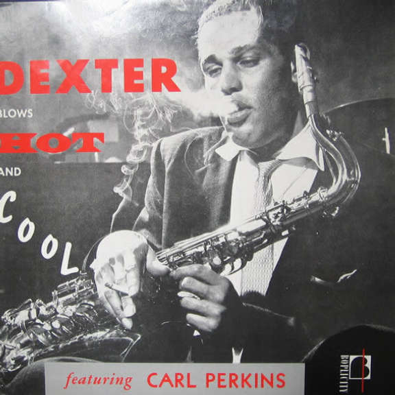 Dexter Gordon Dexter Blows Hot and Cool LP 2020