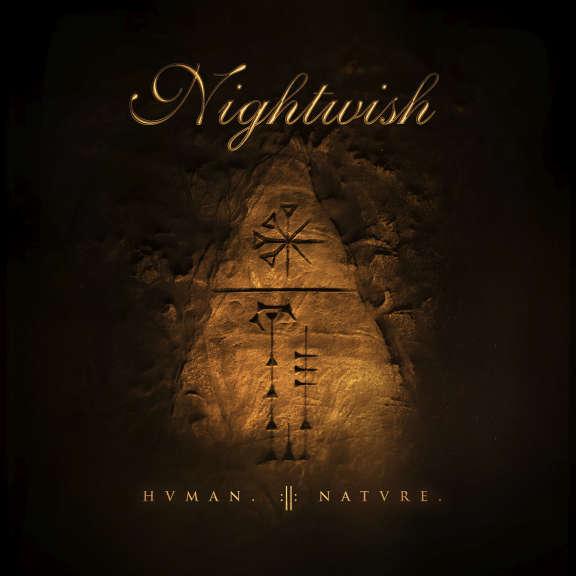 Nightwish HUMAN. :II: NATURE (3Cd) Oheistarvikkeet 2020