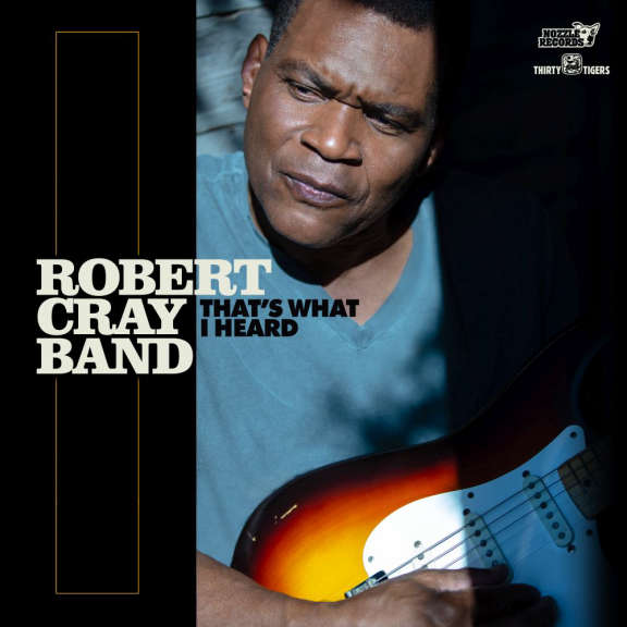 Robert Cray That's What I Heard   LP 2020