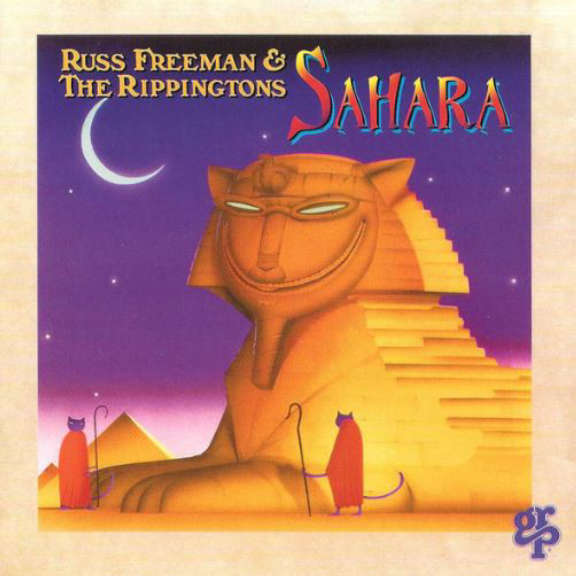 Russ Freeman &The Rippingtons Sahara Oheistarvikkeet 0