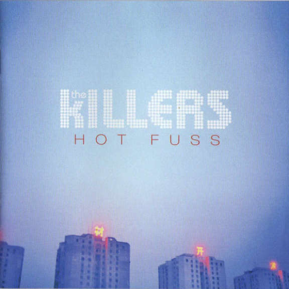 The Killers Hot Fuss Oheistarvikkeet 0