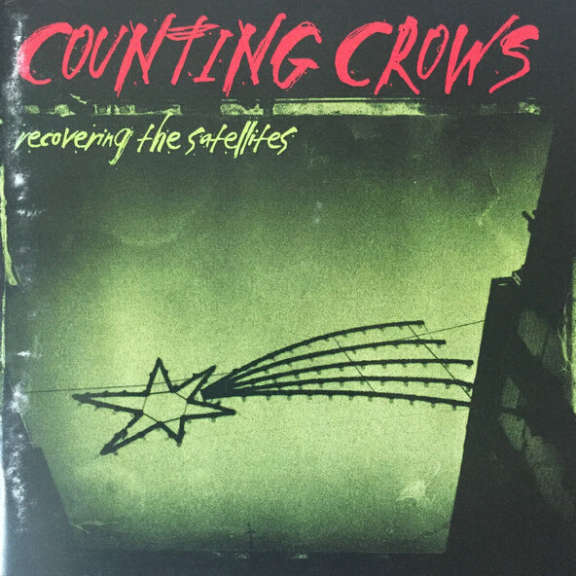 Counting Crows Recovering The Satellites Oheistarvikkeet 0