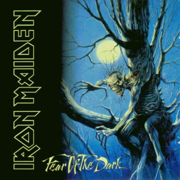 Iron Maiden Fear Of The Dark   Oheistarvikkeet 0