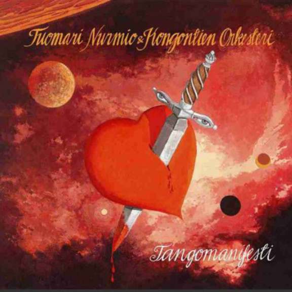 Tuomari Nurmio & Kongontien Orkesteri Tangomanifesti Oheistarvikkeet 2006