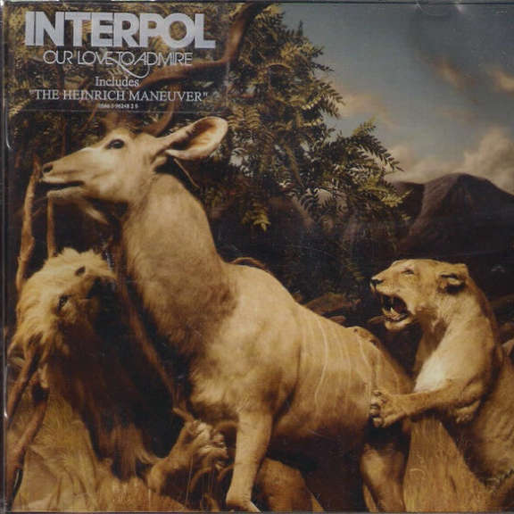Interpol Our Love To Admire Oheistarvikkeet 2007