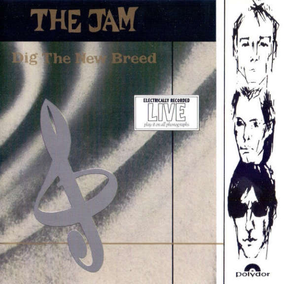 The Jam Dig The New Breed Oheistarvikkeet 1995