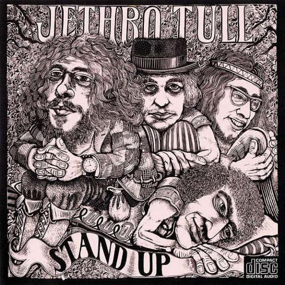 Jethro Tull Stand Up   Oheistarvikkeet 0