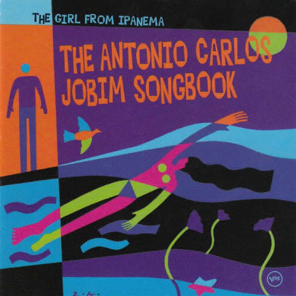 Various The Girl From Ipanema: The Antonio Carlos Jobim Songbook Oheistarvikkeet 0