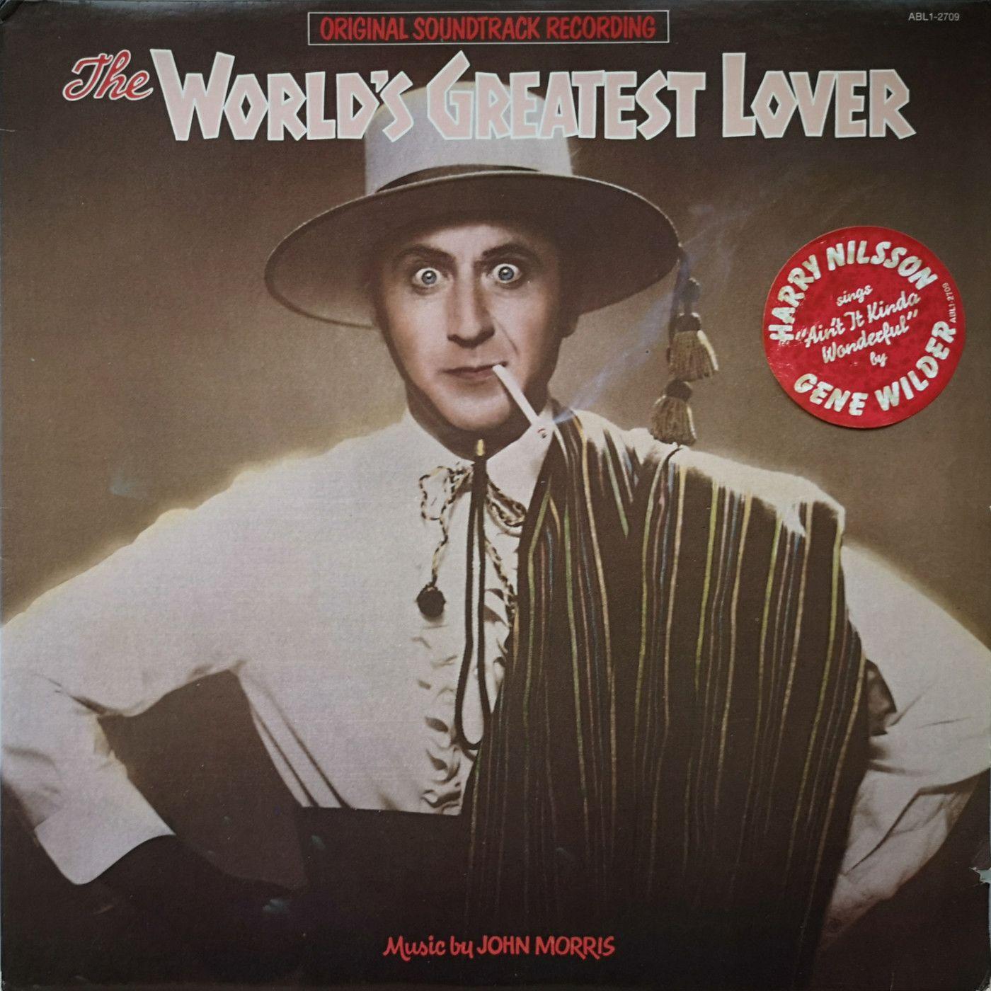 JJohn Morris, mukana Harry Nilsson World's Greatest Lover LP undefined