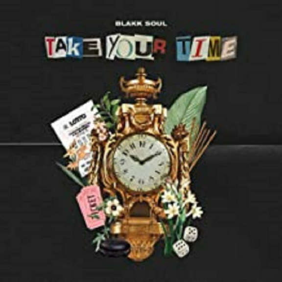 Blakk Soul Take Your Time LP 2020