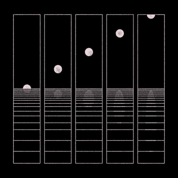 Circles Around the Sun Let it Wander LP 2019