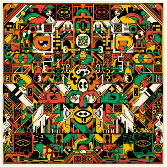 The Botherers Urban Schizophrenia LP 2019