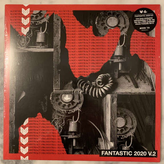 Abstract Orchestra Fantastic 2020 V.2 LP 2020