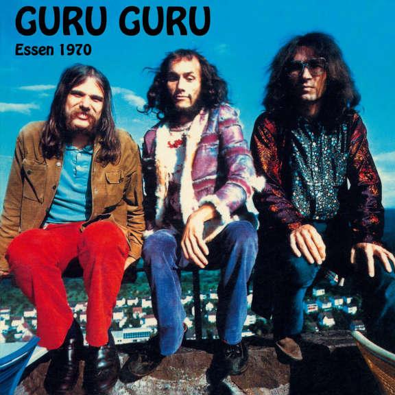 Guru Guru Live in Essen 1970 LP 2020
