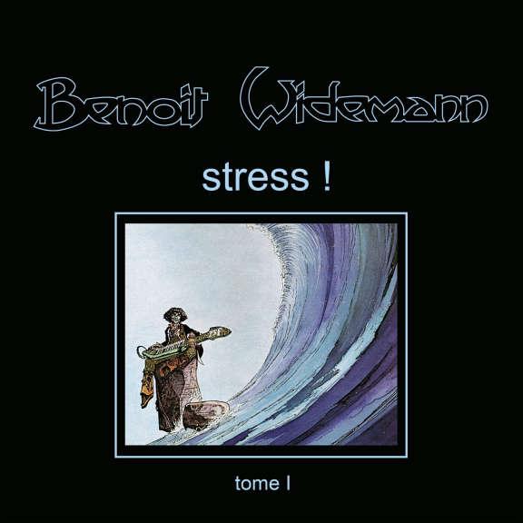 Benoit Widemann Stress! LP 2020