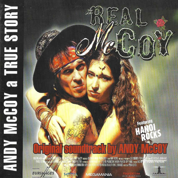 Andy McCoy The Real McCoy – Music from the Motion Picture LP 2020