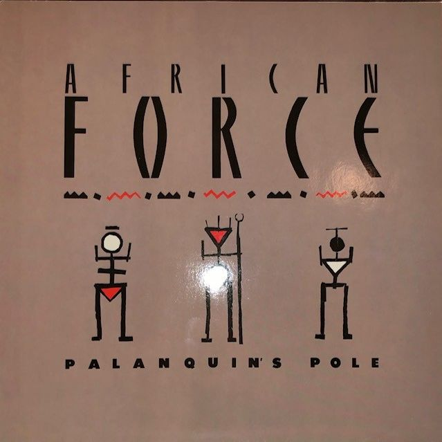 African Force Palanquin's Pole LP undefined