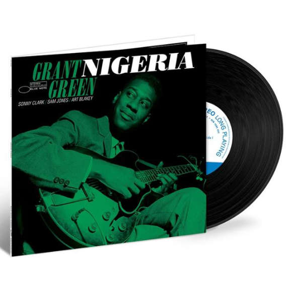 Grant Green Nigeria LP 2020