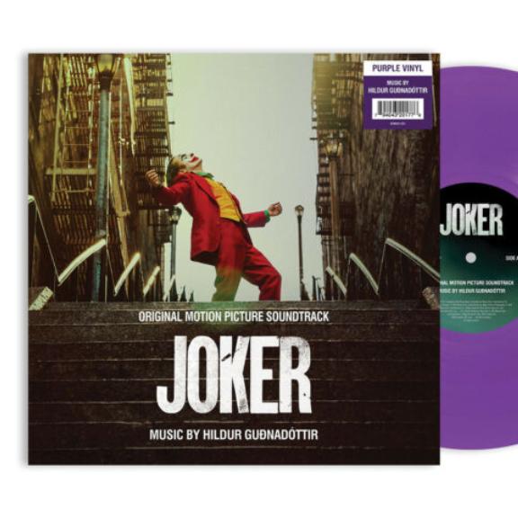 Hildur Guðnadóttir Joker OST (Purple) LP 2020