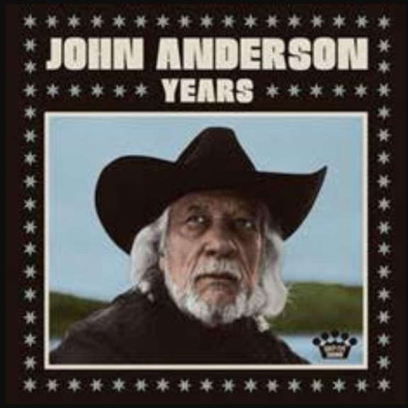 John Anderson Years LP 2020