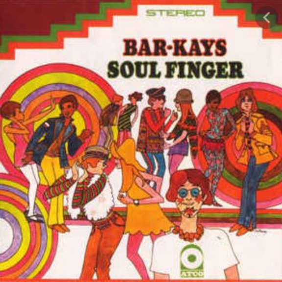 Bar-Kays Soul Finger LP 2020