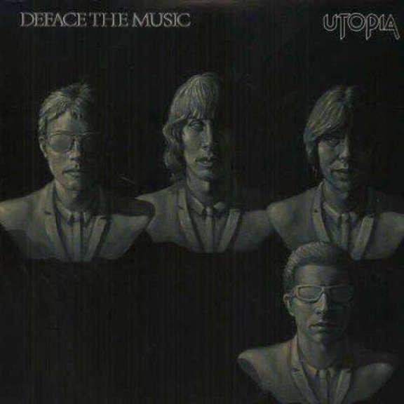 Utopia Deface The Music LP 2020