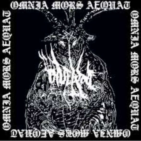 Ulveblod Omnia Mors Aequat LP 2020