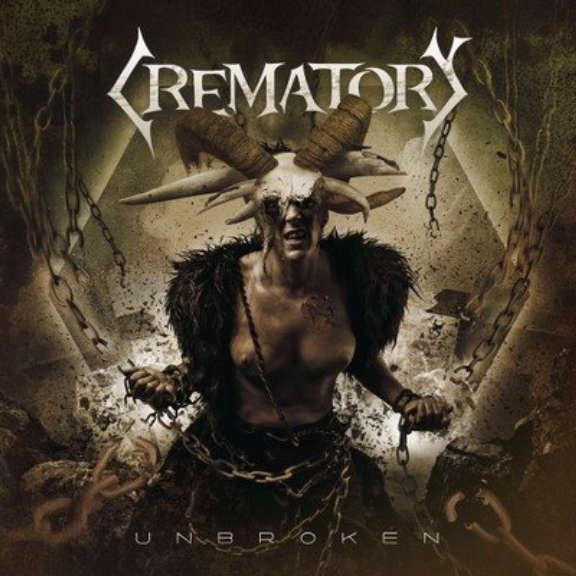 Crematory Unbroken   LP 2020