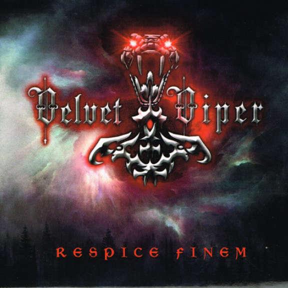 Velvet Viper Respice finem (Black) LP 2020