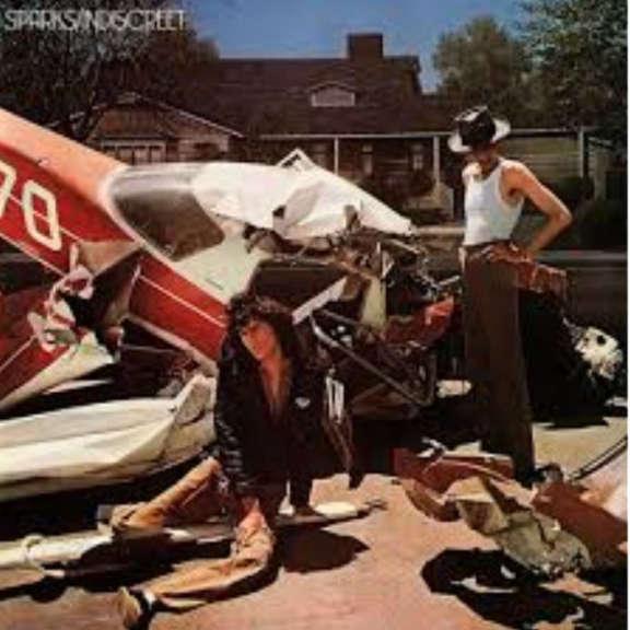 Sparks Indiscreet LP 2017