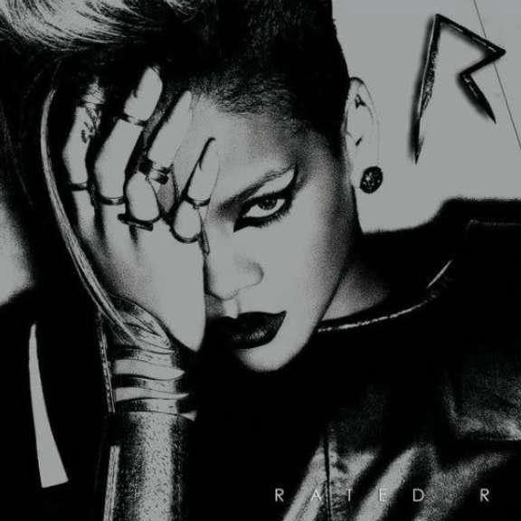 Rihanna Rated R LP 2017