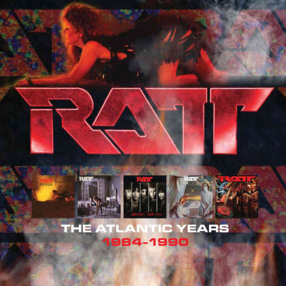 Ratt The Atlantic Years 1984-1990 Oheistarvikkeet 2020