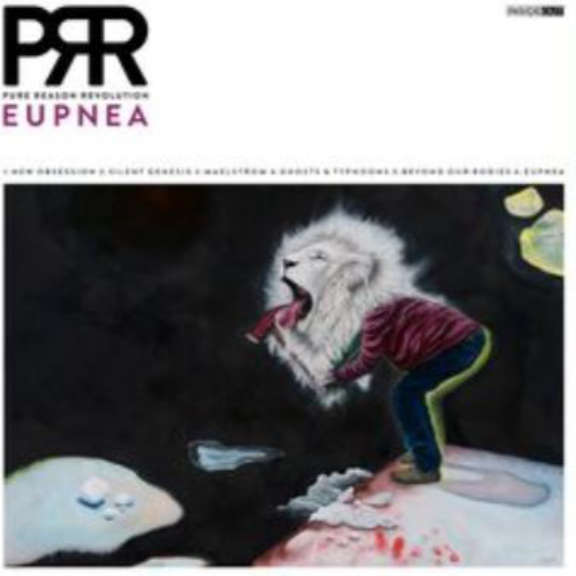 Pure Reason Revolution Eupnea LP 2020