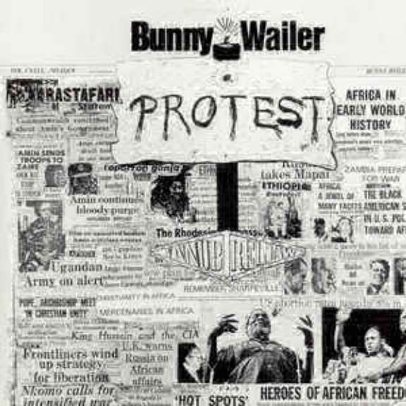 Bunny Wailer Protest LP 2020