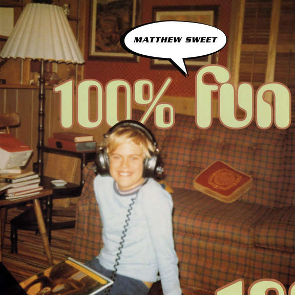 Matthew Sweet 100% Fun LP 2020