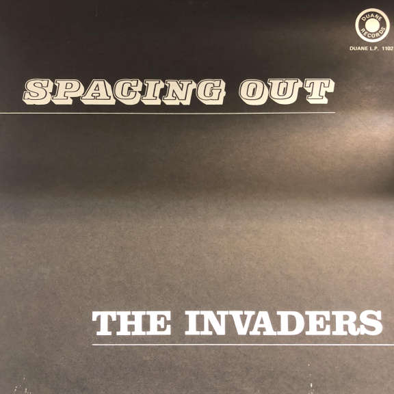 The Invaders Spacing Out LP 1970