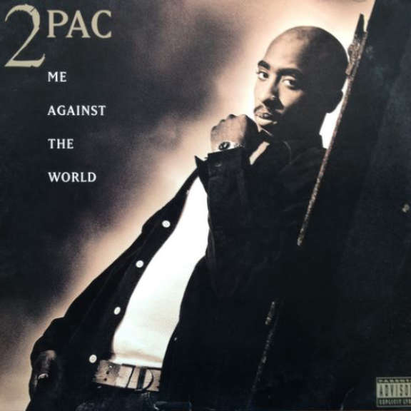 2Pac Me Against The World LP 2020