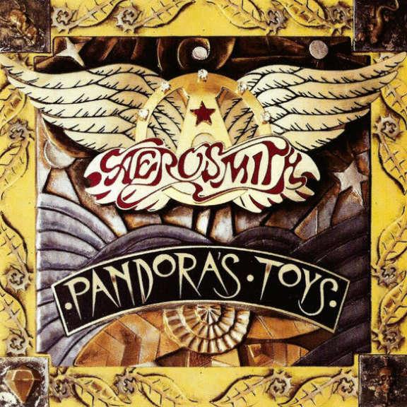 Aerosmith Pandora's Toys Oheistarvikkeet 1994