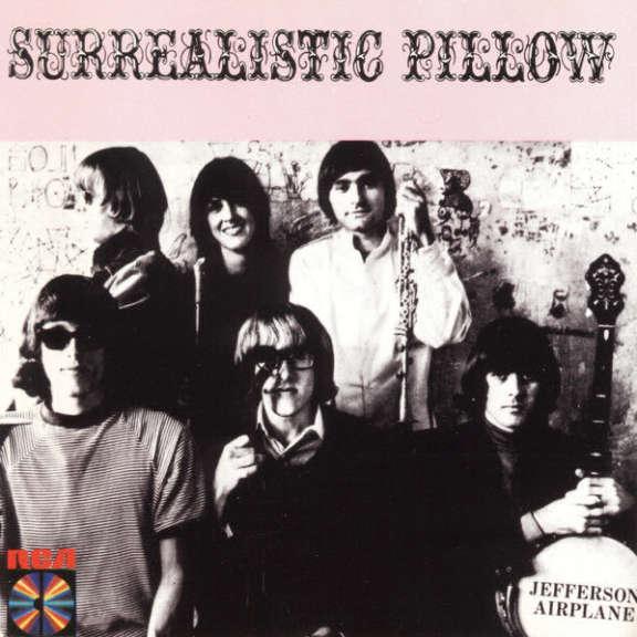 Jefferson Airplane Surrealistic Pillow Oheistarvikkeet 0