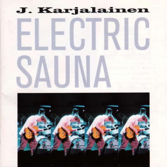 J. Karjalainen Electric Sauna Electric Sauna Oheistarvikkeet 1996