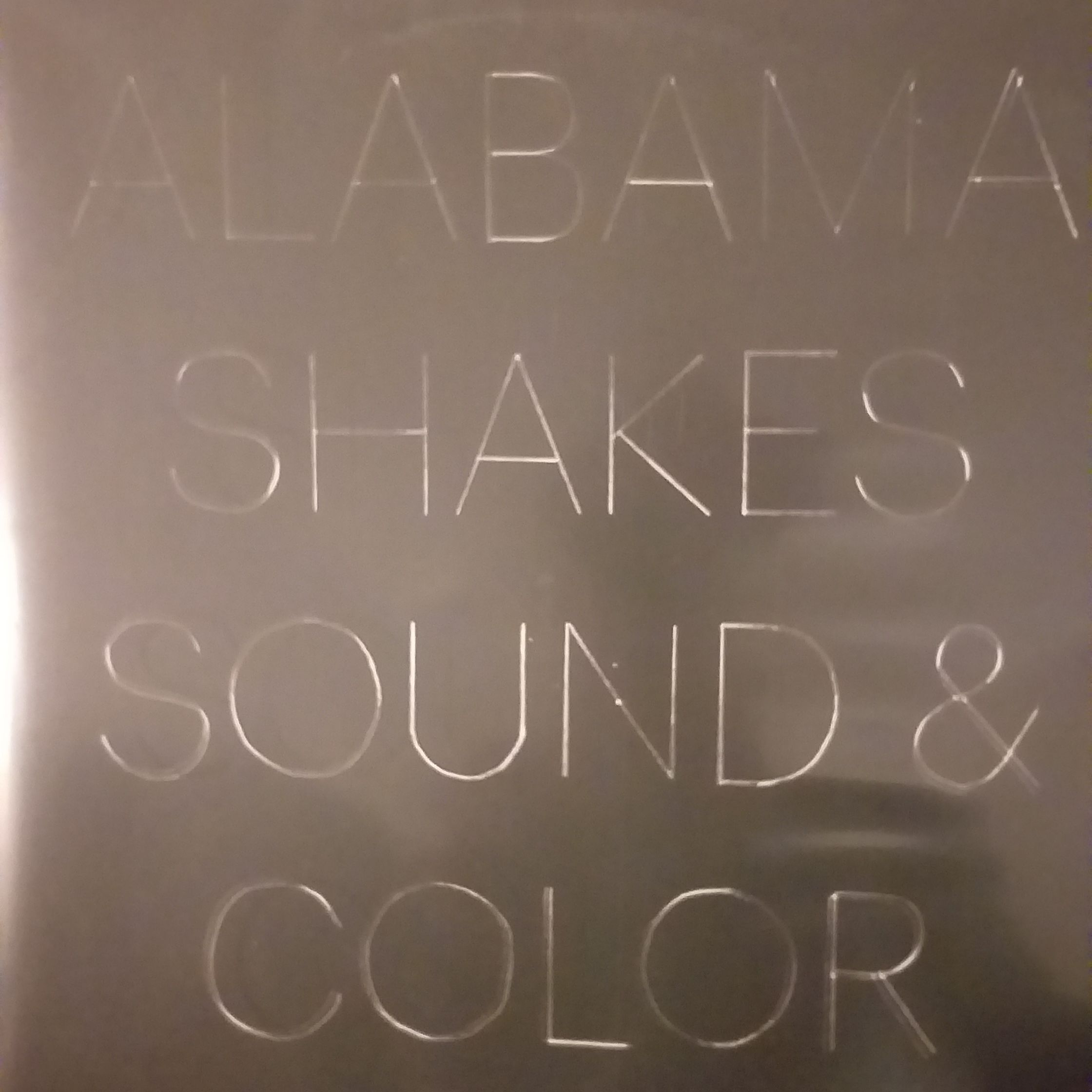 Alabama shakes Sound & color LP undefined