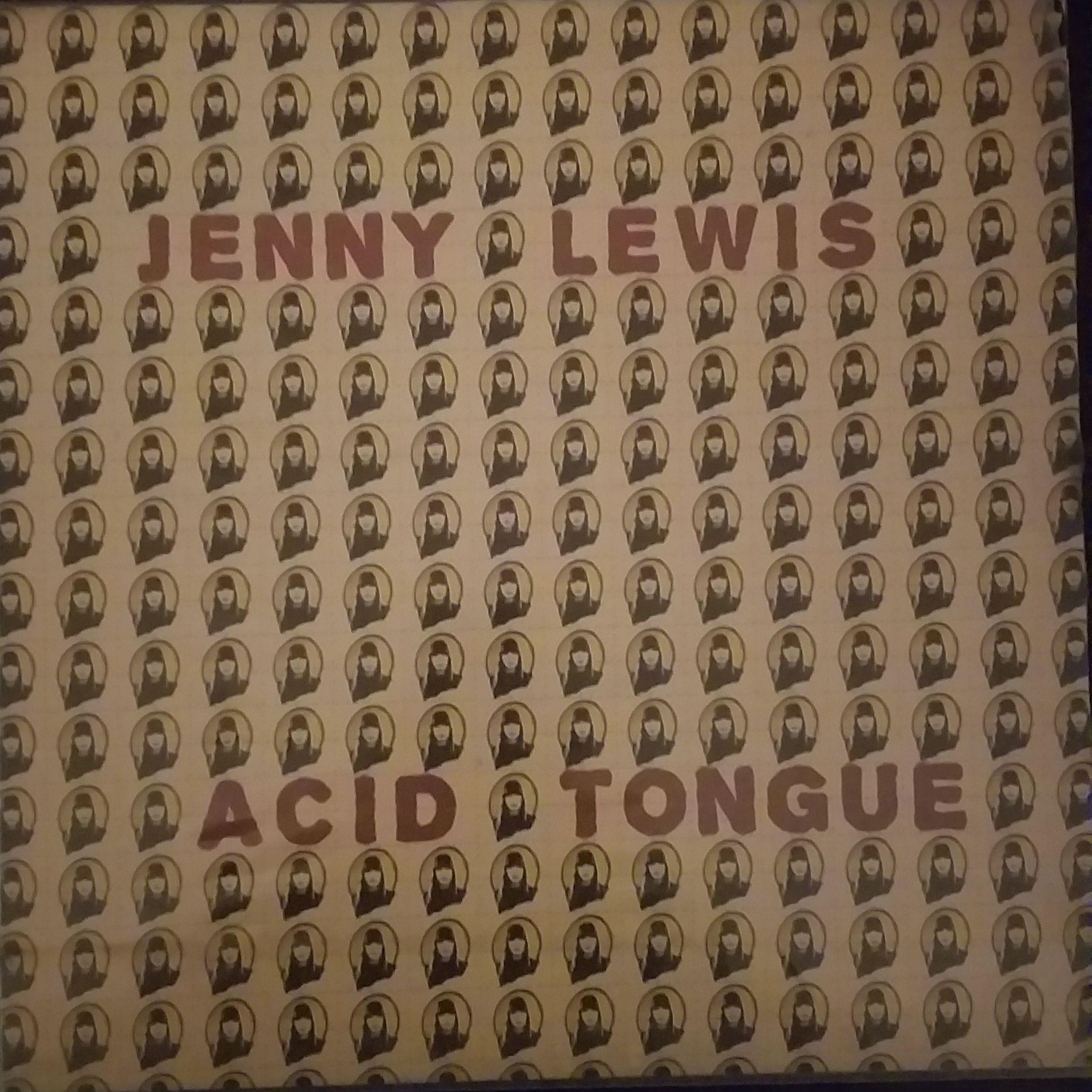 Jenny Lewis Acid tongue LP undefined
