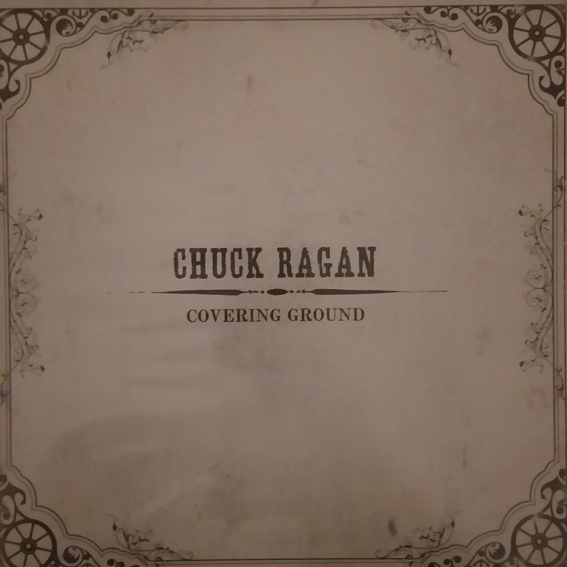 Chuck Ragan Covering ground LP undefined