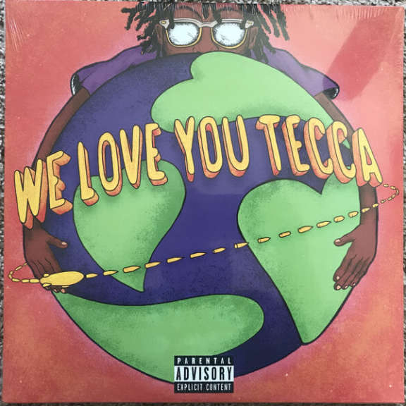 Lil Tecca We Love You Tecca LP 2020