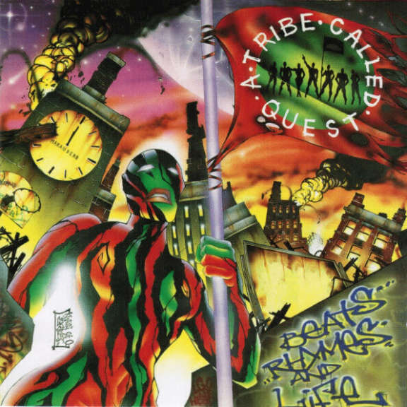 A Tribe Called Quest Beats, Rhymes And Life Oheistarvikkeet 2020
